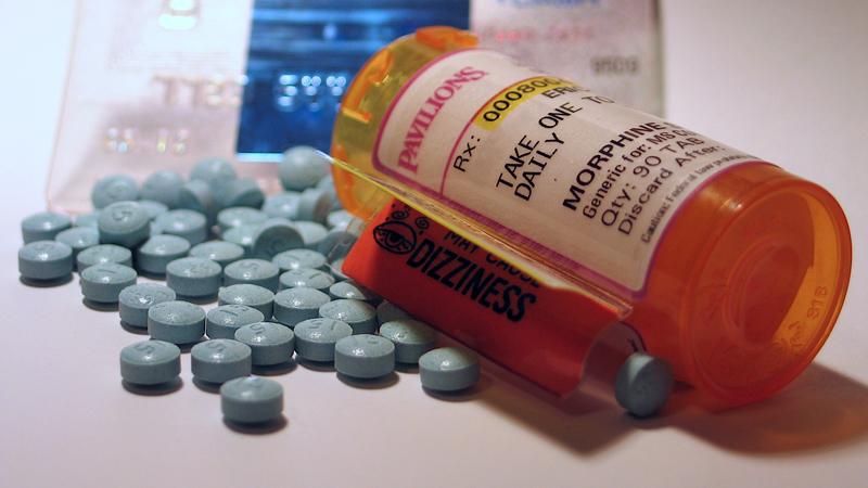 Какие признаки у человека употребляющие таблетки с морфином